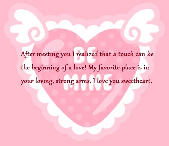 Romantic Love Quotes For Him From The Heart Best Wishes