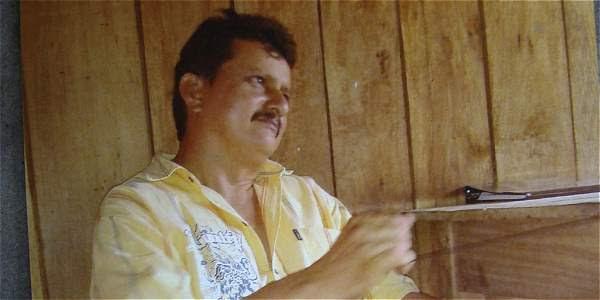 Testimonio del carpintero Ariel Martínez