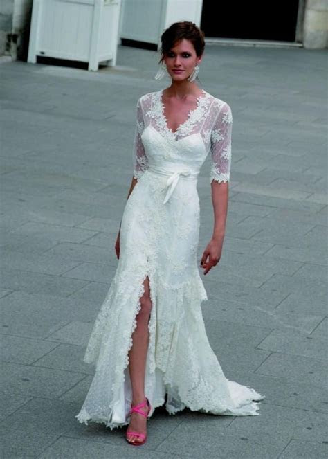 Adorable Wedding Dress Ideas For Second Marriage   Jaimes