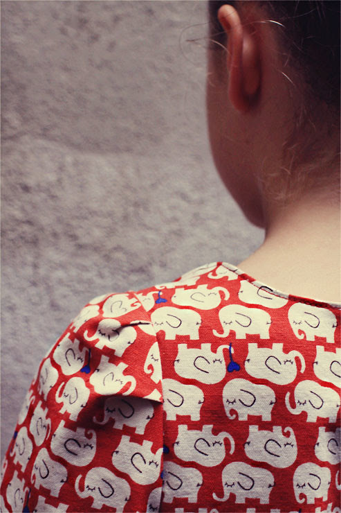 Elephant Dress #3