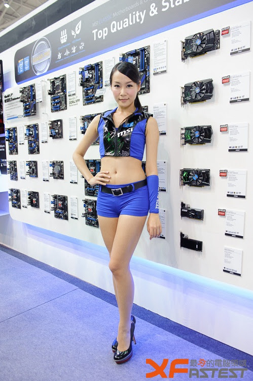 Booth Babes Computex 2014 (54)