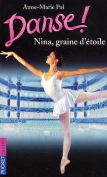 Couverture Danse !, tome 01 : Nina, graine d'étoile