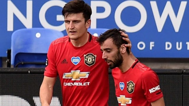 LEICESTER CITY 0 – 2 MANCHESTER UNITED [PREMIER LEAGUE] HIGHLIGHTS 2019/20