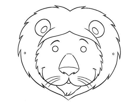 printable animal masks templates products