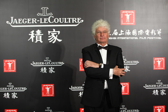 Jean-Jacques Annaud, French director and Chairman of 2012 SIFF jury wearing Jaeger-LeCoultre Grande Reverso 976 - 14