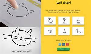 google game quick draw  ai  guess  youre
