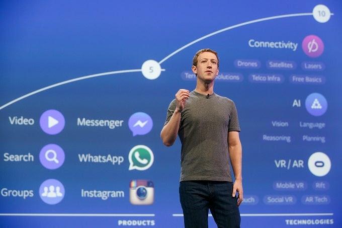 Image result for mark zuckerberg rise stock