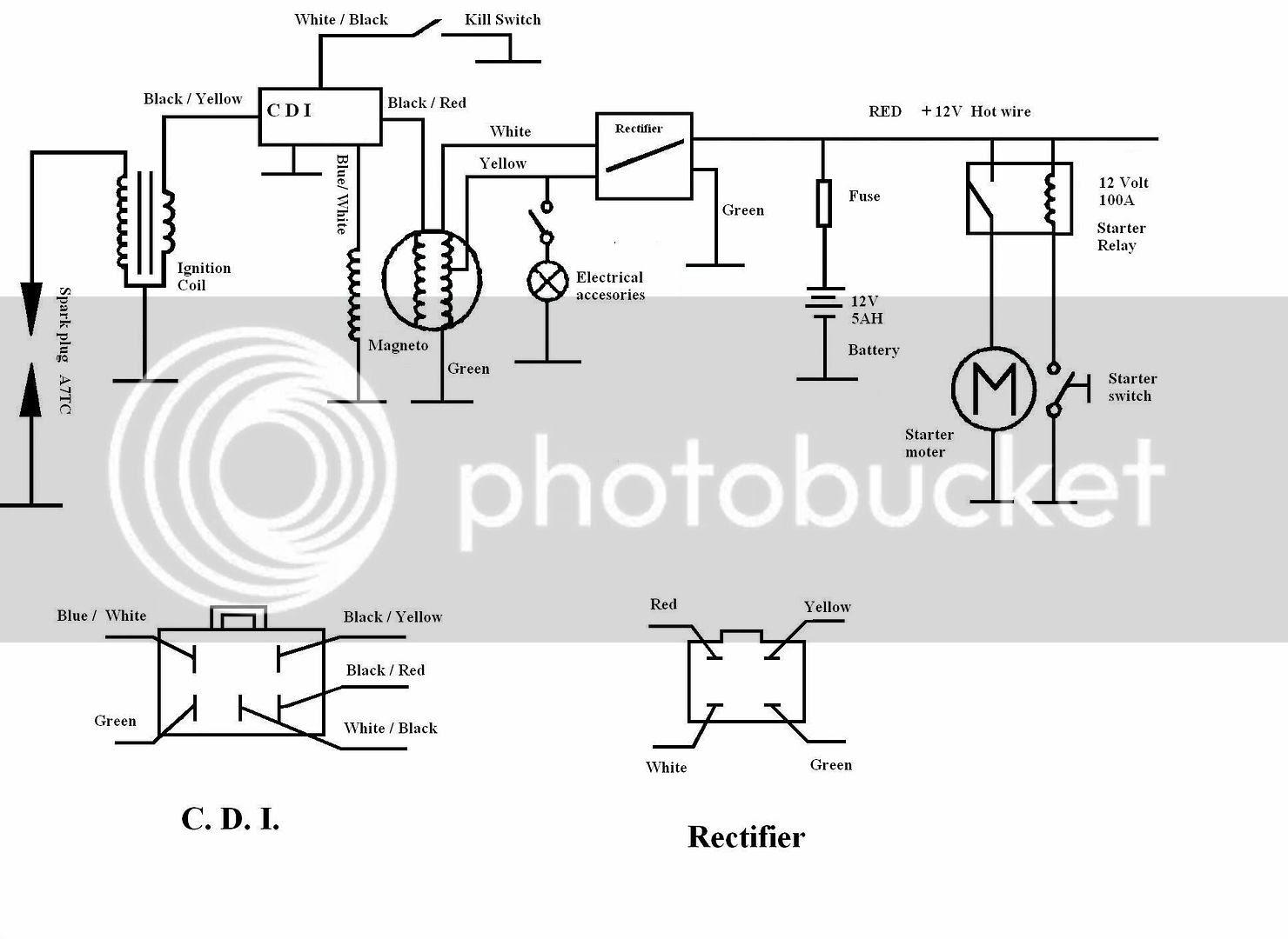Wiring Honda Diagram Engine Hc2041h