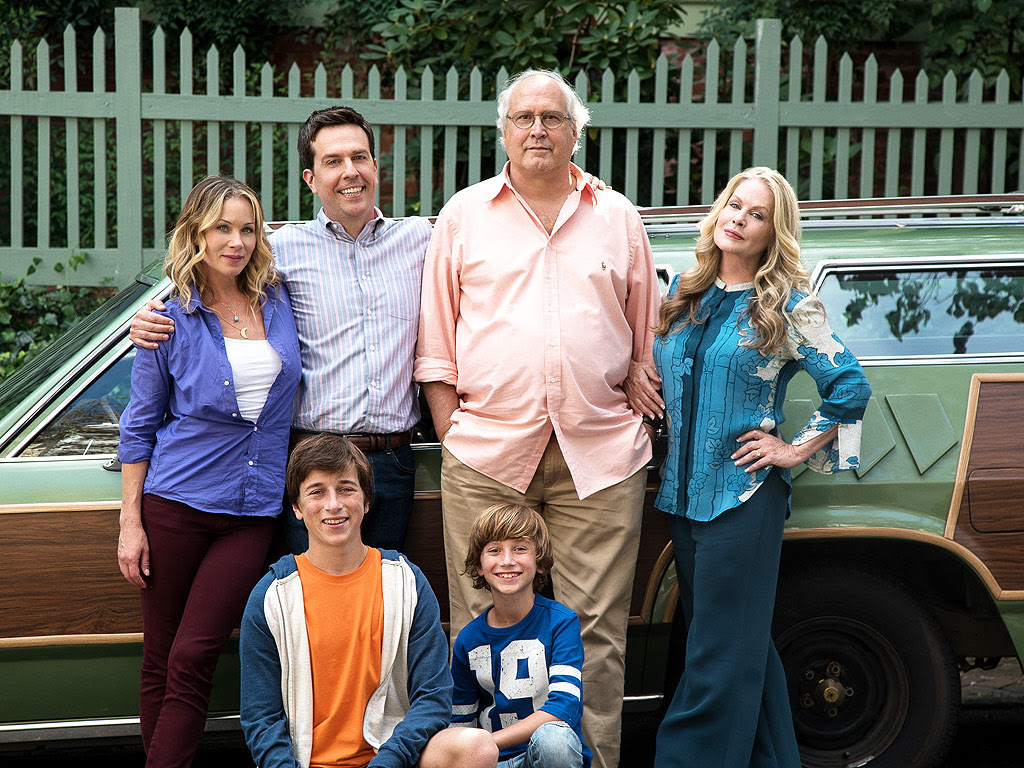 Ed Helms Stars in New Vacation Movie: Photo : People.com