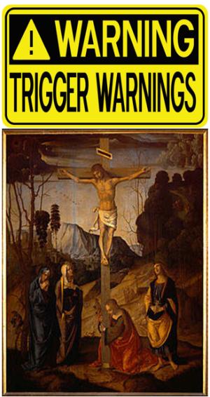 blogs conversation defense trigger warnings