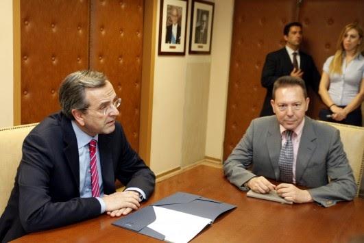 Συμφώνησε ο Σαμαράς για τα μέτρα 2 δις νέοι φόροι.
