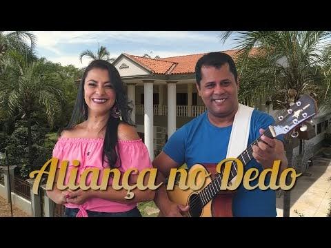 Eliane e Alcimar - ALIANÇA NO DEDO - Clipe Oficial
