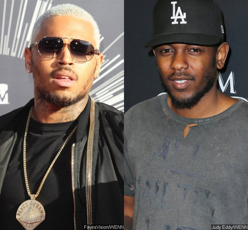 Chris Brown's 'Autumn Leaves' Ft. Kendrick Lamar Leaks in Full