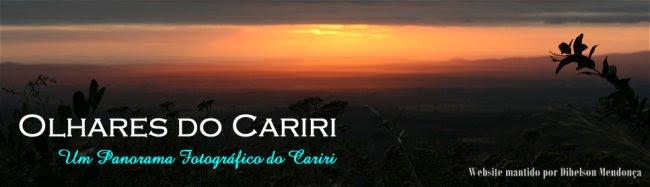 Olhares do Cariri logo