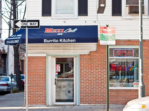 MexiCali Burrito Kitchen