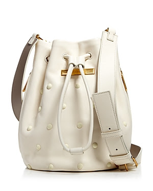 Marc By Marc Jacobs Luna Studded Bucket Bag