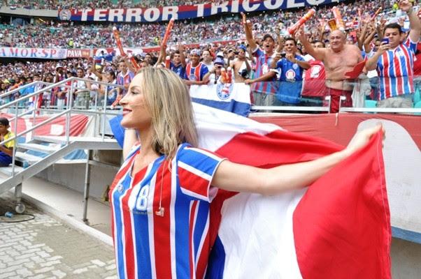 Claudia Leitte em Salvador (Foto: Genilson Coutinho DV/Divulgação)