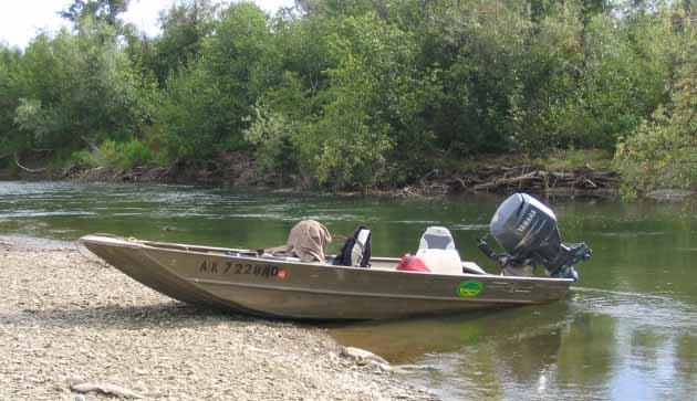 Fishing Jet Boats