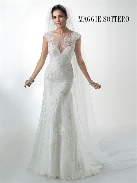 Maggie Sottero Wedding Dress Savannah Marie 4MW060 alt1