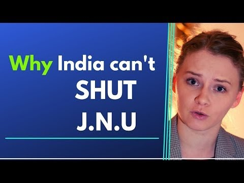 Why India cannot shut JNU