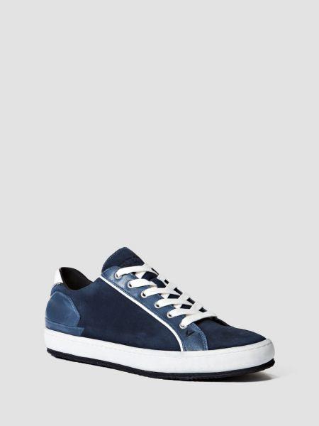 Sneaker Low Daim