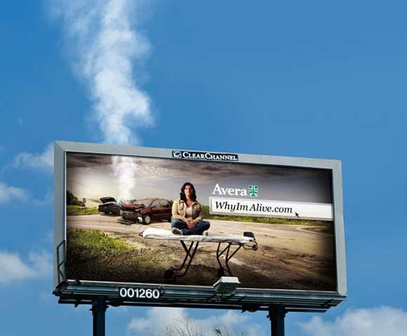 smoking billboard ads