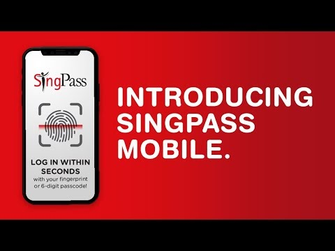 If Only Singaporeans Stopped to Think: New SingPass Mobile