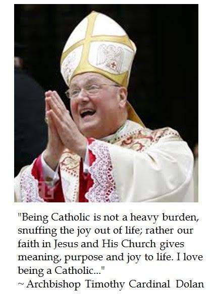 Timothy Dolan Catholic