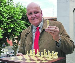 Resultado de imagen para leontxo garcia ajedrez