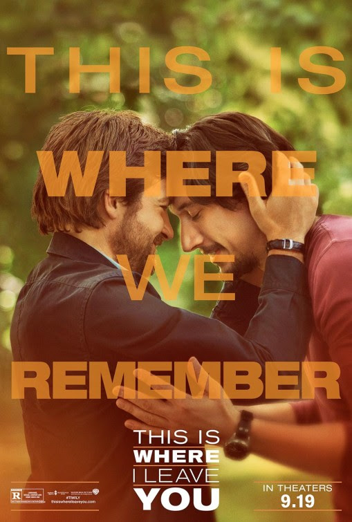 This Is Where I Leave You Movie Poster 5 Of 12 Imp Awards
