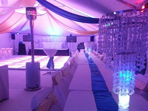 formal party tent decor   Party Decorating   Pinterest