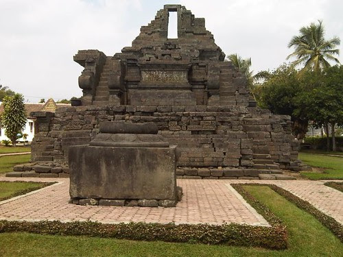 The Jago Temple of Malang East Java