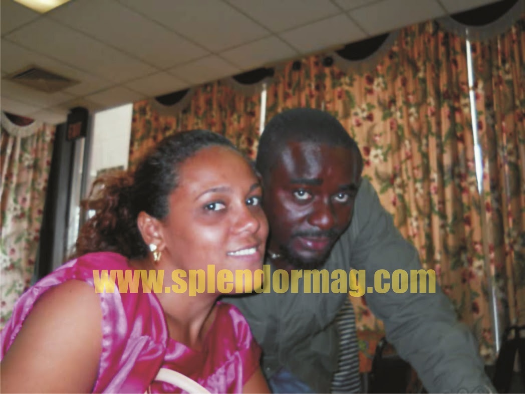 They say Emeka Ike and his wife have sorted out their indifferences