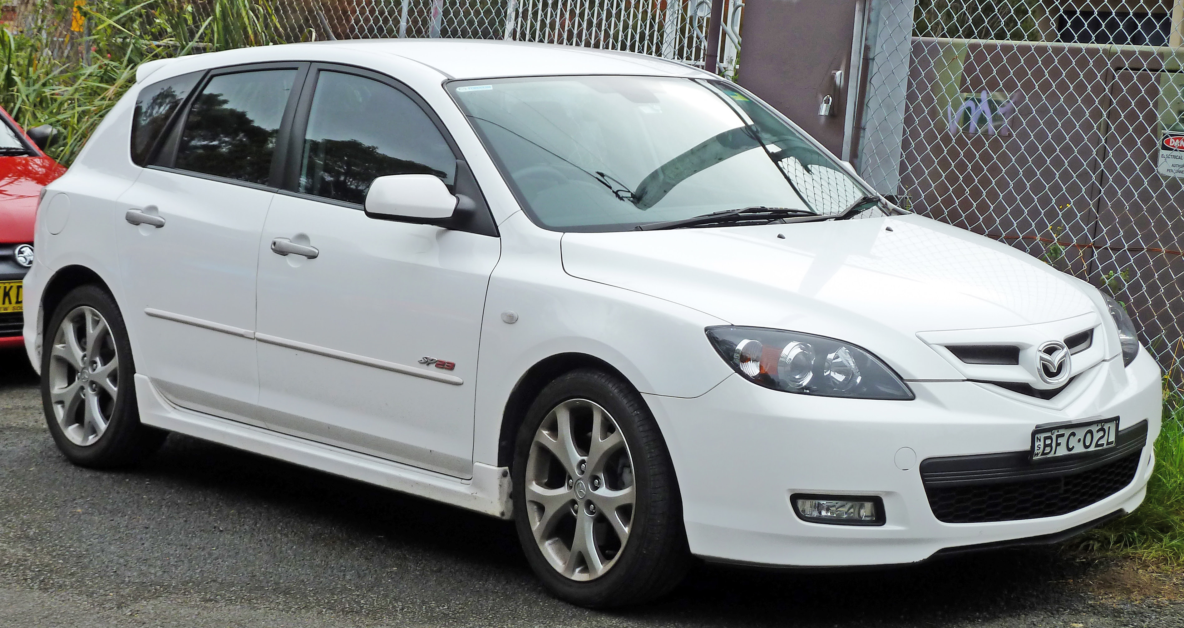 2008 Mazda MAZDASPEED MAZDA3 - Information and photos - MOMENTcar