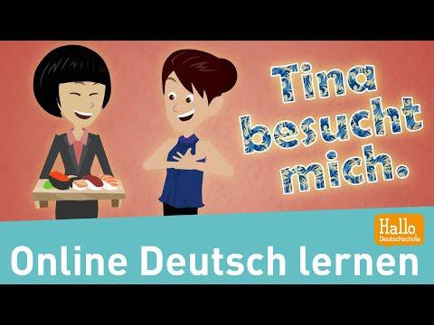 Học tiếng Đức : Giới thiệu căn hộ mới của mình
