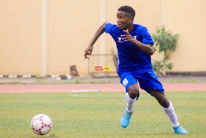Malomo Taofeek Ayodeji; The Spine Of A Brilliant Shooting Stars Team