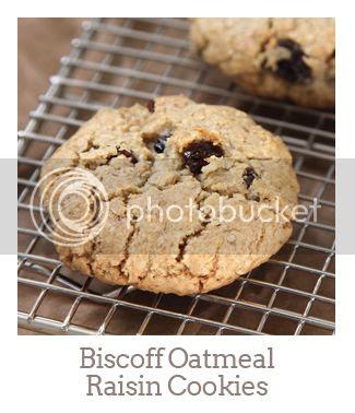 """""""Biscoff Oatmeal Raisin Cookies"""""""