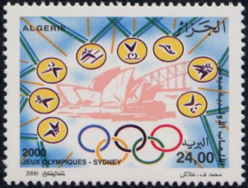 Sydney-Algeria 2000