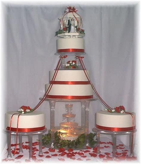 Wedding Cake Fountains   The Wedding Specialists   wedding