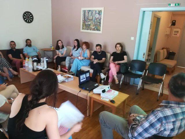Ήγουμενίτσα: ΚΕΘΕΑ Ηπειρος - Συνάντηση με κοινωνικούς φορείς στην Ηγουμενίτσα