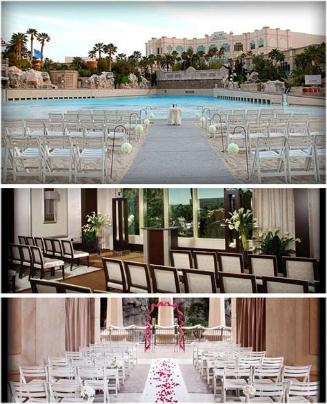 The Top 8 Most Stylish and Modern Las Vegas Wedding Venues