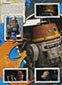 Star Wars Rebels Sticker Collection 2014 / Album Page 32