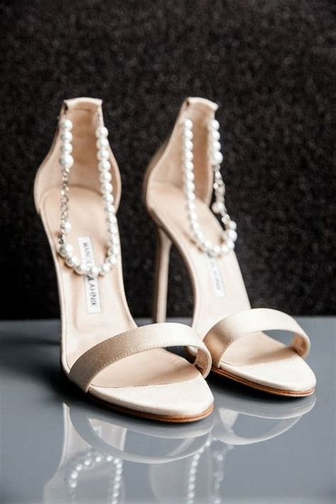 20 The Most Gorgeous Wedding Shoes You?ll Love
