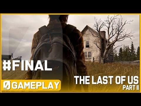 THE LAST OF US part II #Final - Ellie e Abby (PT-BR) SrKrash | #Nv0Live