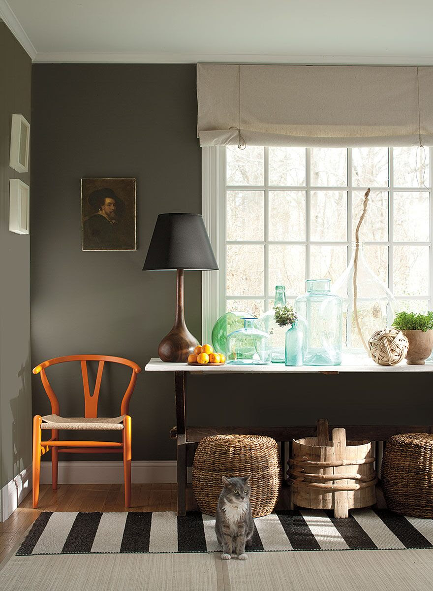 Favorite Paint Colors The New Williamsburg Collection From Benjamin Moore Postcards Ridge