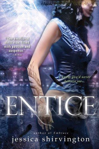 Entice (Embrace) by Jessica Shirvington