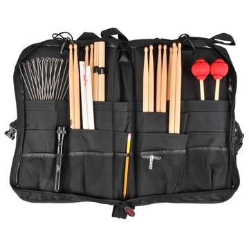 snare drum addict skb deluxe stick bag. Black Bedroom Furniture Sets. Home Design Ideas