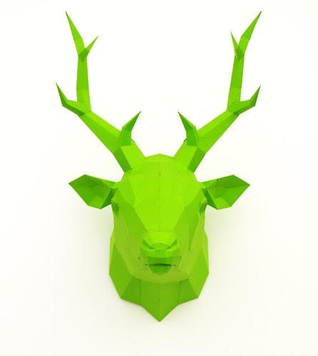 paper-deer