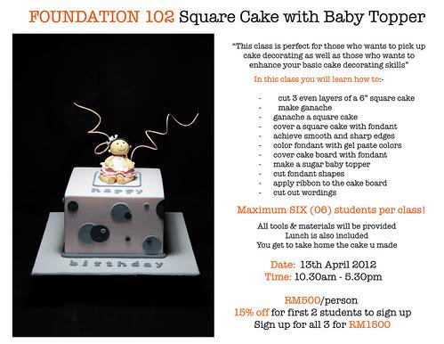 foundation 102 april