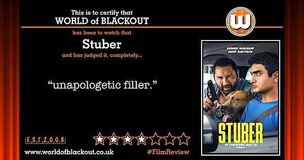 World of Blackout: Review: Stuber
